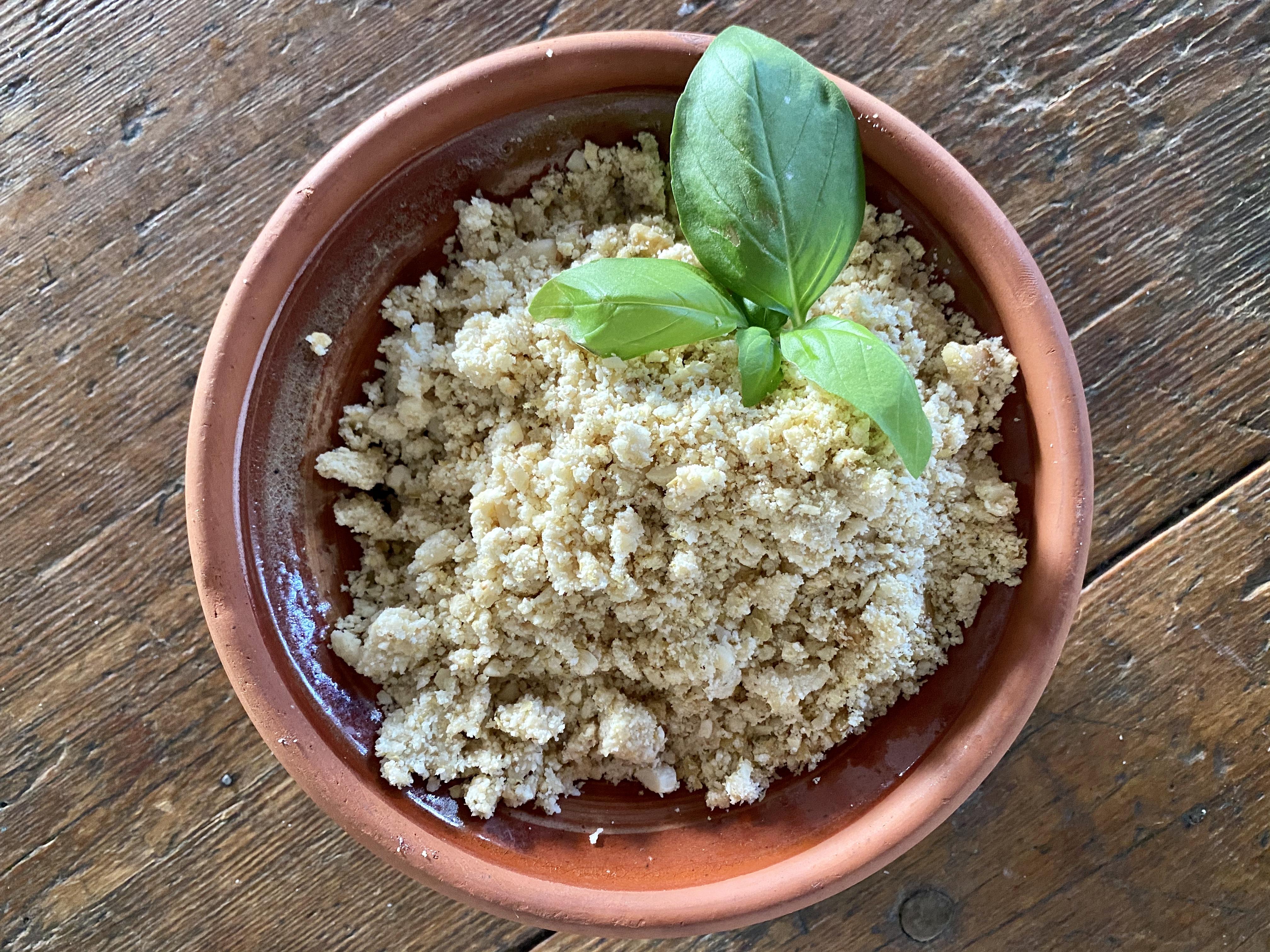 Pähkinäparmesaani