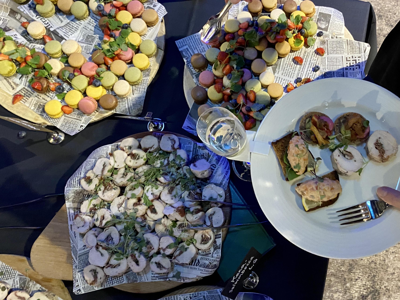 Raddison Blu catering