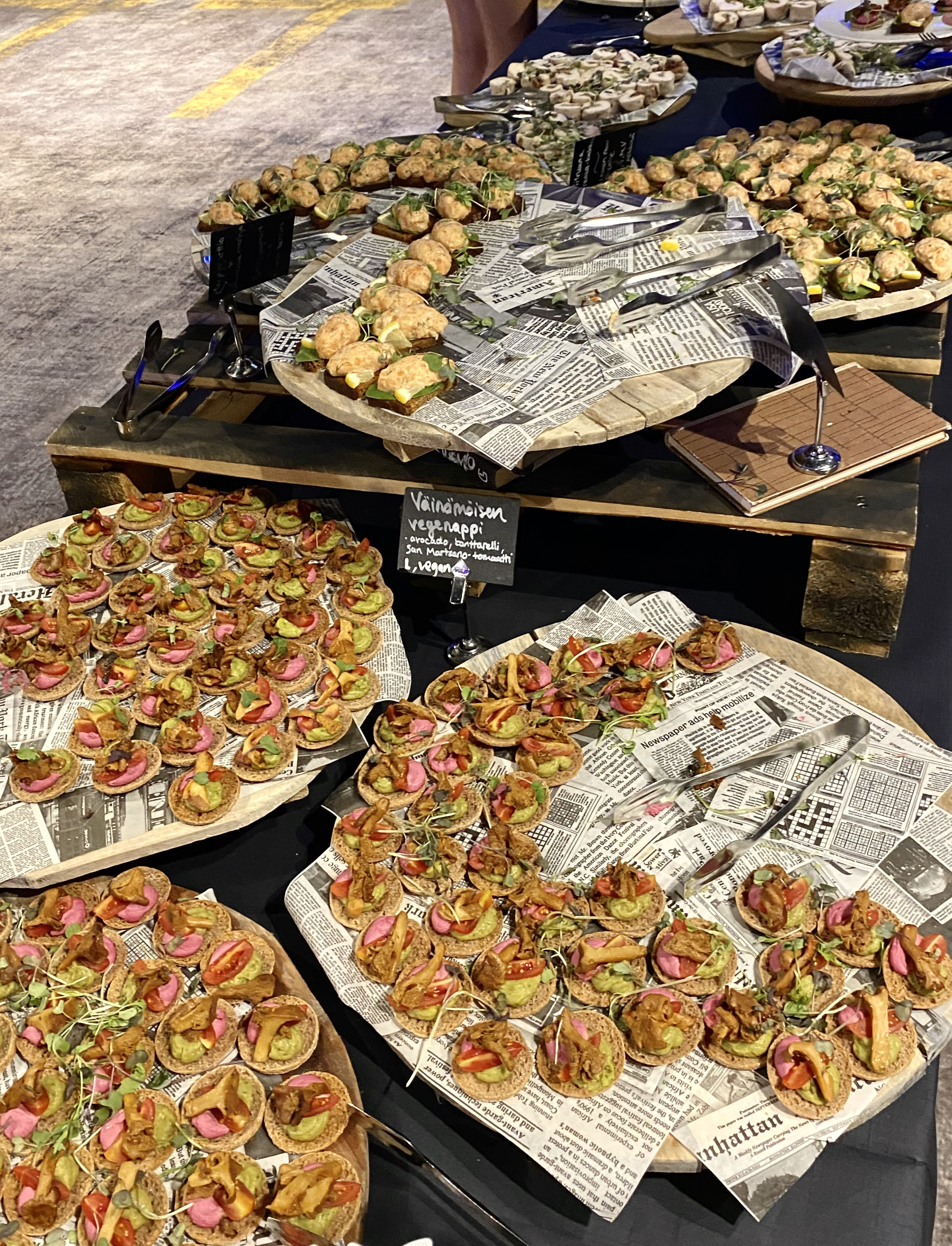 Catering Domakers Finland 20 years